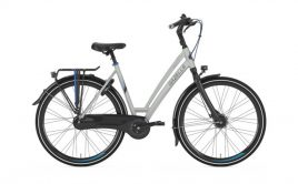 Gazelle 2018 Chamonix C7+ Ltd, Pebble Grey