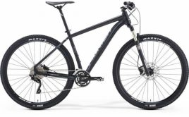 Merida Big Nine Xt-edition Mat Zwart, Mat Zwart
