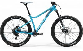 Merida Big Trail 600 Glanzend Blauw, Glanzend Blauw