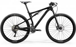 Merida 2018 Ninety-six Xt Black, Zwart
