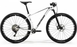 Merida Big Nine 7000 White/black, Wit
