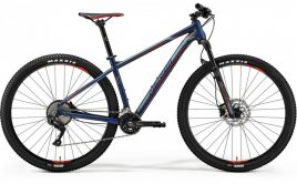 Merida Big Nine 500 Petrol/grey, Blauw