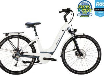 EBIKE Das Orginal C006 Comfort  winnaar E-biketest Fietsersbond