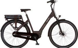 CORTINA E-OCTA PLUS winnaar E-biketest Fietsersbond