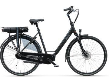 BATAVUS Wayz E-go Deluxe winnaar E-biketest Fietsersbond